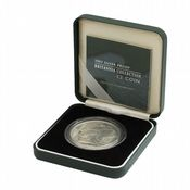 2003 Silver Proof Britannia Single With Certificate